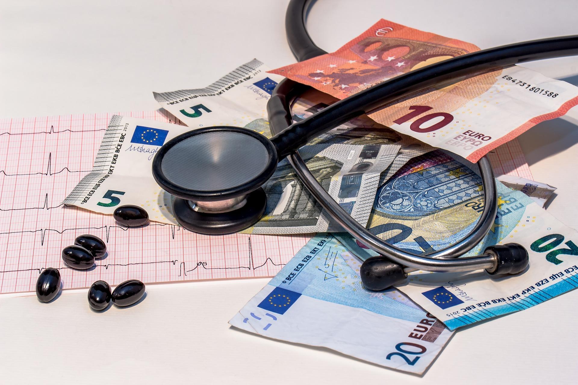 健康と収入の関係性